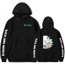 Men/women rick and morty season 4 Hoodie Sweatshirt 2019 ric