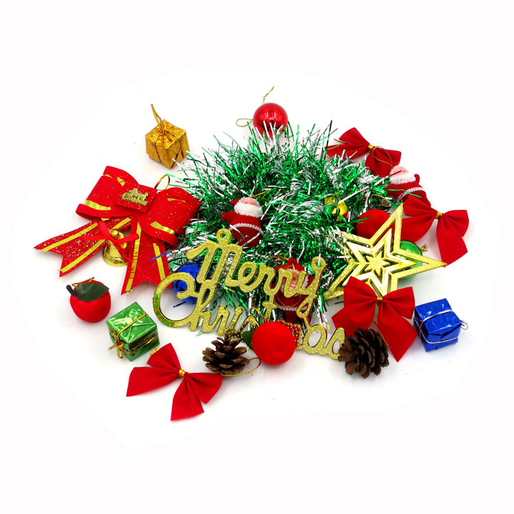 Mini Christmas Tree Decoration For New Year Christmas Tree Pendant Christmas Tree Gift for Kids HM28 (1)