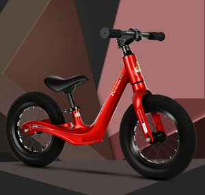 10, 12 и 14 дюймов беспедальный велосипед Сверхлегкий детская езда на велосипеде От 1 до 3 лет малыши учатся ездить спортивный баланс на велосип...