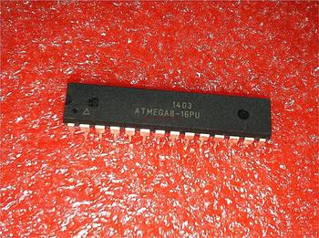 5pcs/lot ATMEGA8-16PU DIP-28 new original In Stock фото