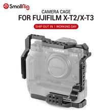 SmallRig DSLR Cage Fotocamera per Fujifilm X T3/per Fujifilm X T2 Fotocamera con Presa Della Batteria di Trasporto libero 2229