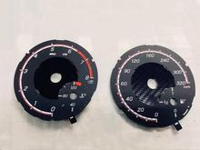 G63 GLE43 لوحة أداة جديدة AMG ورقة 320km/ساعة ترقية لمرسيدس بنز سلسلة CLA GLA GLE GLS A45 CLA45 جلا45