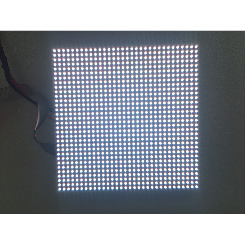 Wholesale Full Color 192*192mm Indoor LED Module 27777dots SMD3528 Led Video Tv Display Screen P3 P6 Panel Aliexpress Shenzhen
