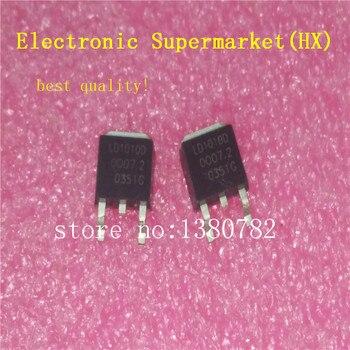 100% New original LD1010D  LD1010 TO-252 50pcs/lot IC In stock! 10pcs lot ld1117dt ld1117dt33 ld1117dt33tr to 252 100