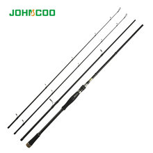 Carbon Fishing Rod 2.7m 3.0m H MH Power 10-45g Baitcasting Rod Sea Bass Inshore Fishing rod 3 Sections Spinning Rod Sea Fishing