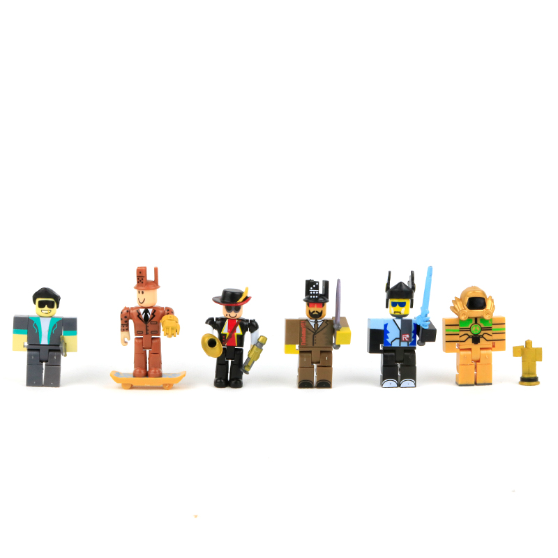 Roblox Legends Of Roblox Six Figure Pack Lot Stop Legends Of Roblox Six Figure Pack 7cm Model Dolls Boys Children Toys Jugetes Figurines Collection Figuras Christmas Gift For Kid Action Toy Figures Aliexpress