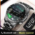 LIGE fashion Full circle touch screen Men Smart Watches IP68 Waterproof Sport Fitness Watch Luxury Dial Call Smart Watch for men
