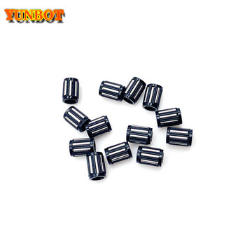 10pcs Needle bearing 3mm bore for Btech dual gear BMG extruder 3D printer parts for stone oki5560sc printer accessories oki5560 needle printer feed printer parts