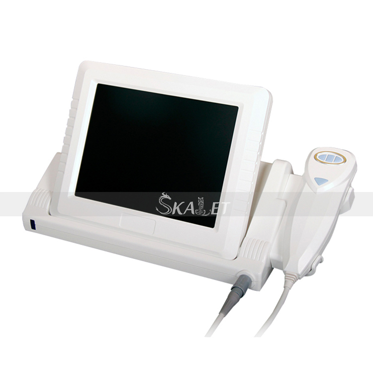 Free Shipping Skin Facial Analyzer Hair Healthy Analyzer Facial Magnifier Skin Condition Scanner For Beauty Salon