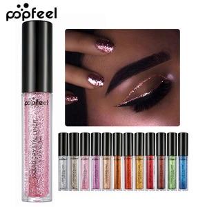 Eyes Makeup Glitter & Shimmer