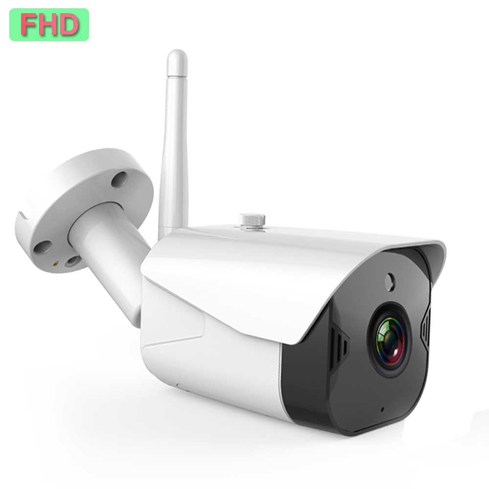 Ip Camera Wifi Outdoor 1080P Bewegen Detectie Infrarood Night Vision Waterdicht Surveillance RJ45 Dome Home Security Cctv Camera
