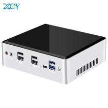 Mini PC Intel Core i7 10510U 2*DDR4 M.2 SSD NVMe Windows 10 Dual-Band WiFi HDMI DP 4K 60Hz USB Type-C 2*Ethernet