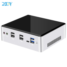 Mini Pc Intel Core I7 10510U 2 * DDR4 M.2 Ssd Nvme Windows 10 Dual-Band Wifi Bluetooth 4.0 hdmi Dp 4K 60Hz Usb Type-C 2 * Ethernet