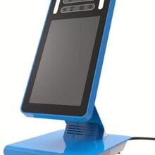 Торговый центр распознавание лица оплата AIO с 8 дюймов ips рекламный экран 3D структура световая камера с модулем 4G