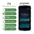 Poptel P8 5 0