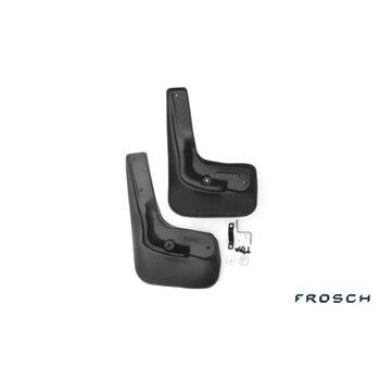 Rear mud flaps Ford Focus 3, 2015, Universal 2 pcs. (optimum)