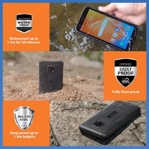 Image 3 - Blackview BV4900 Pro IP68 Rugged Phone 4GB 64GB Octa Core Android 10 Waterproof Mobile Phone 5580mAh NFC 5.7 inch 4G Cellphone