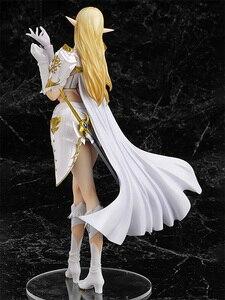 Image 3 - Аниме сексуальная фигура Lineage Elf ПВХ фигурка аниме модель игрушки сексуальная девушка фигурка коллекционная кукла подарок