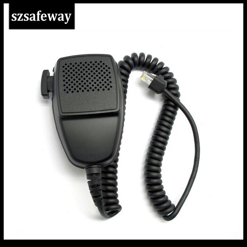 Handheld Hand Shoulder Mic Speaker For Motorola Radio GR300 GR1225 LCS2000 SM50