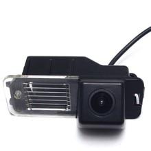 HD задний вид автомобиля резервная камера Парковка заднего вида система парковки для Фольксваген Поло V(6R)/Golf 6 VI/Passat CC