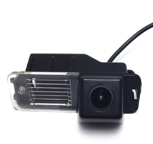 HD Car Reverse Rear View Backup Camera Parking Rearview Parking System For VW Volkswagen Polo V (6R) / Golf 6 VI / Passat CC