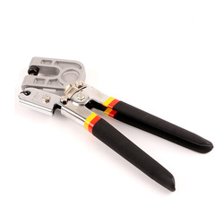 1Pc 10 Cal Tpr uchwyt Stud Crimper płyta gipsowa narzędzie do montażu płyt gipsowo kartonowych metalowe kołki w Kombinerki od Narzędzia na