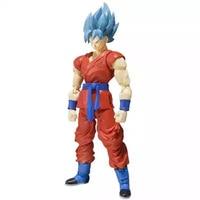 Japanese Anime Dragon Ball Z DBZ DXF Trunks Super Saiyan son goku Blue hair Goku Figure Vol. 3 Collectible Model gift for kids