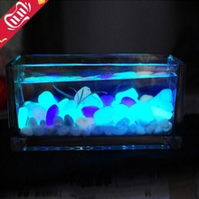 10Pcs GLOW In The Dark Garden Pebbles (China)
