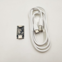 USB a CAN USBCAN 2C tarjeta de interfaz Dual Industrial aislada inteligente Compatible con ZLG