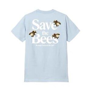 2020 новые футболки с надписью «Save the bees golf Le Fleur Tyler The Creator», футболки в стиле хип-хоп, скейтборд, улица, хлопковые футболки, футболка, N322