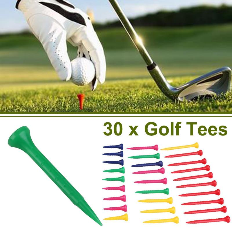 Golfer Golf Tees 3