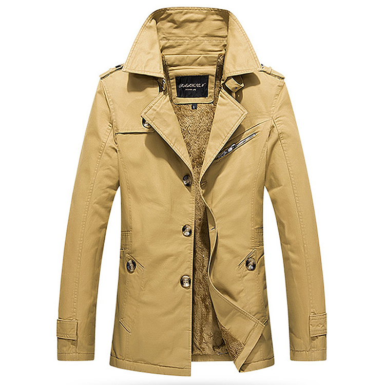 High Quality men trench