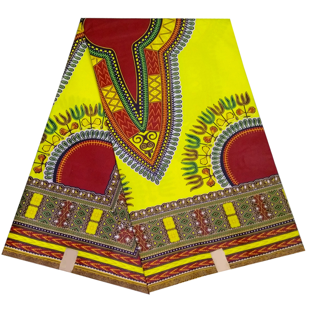 6Yards\lot African Traditional Dashiki Pattern Print Wax Fabric Wax African Fabric