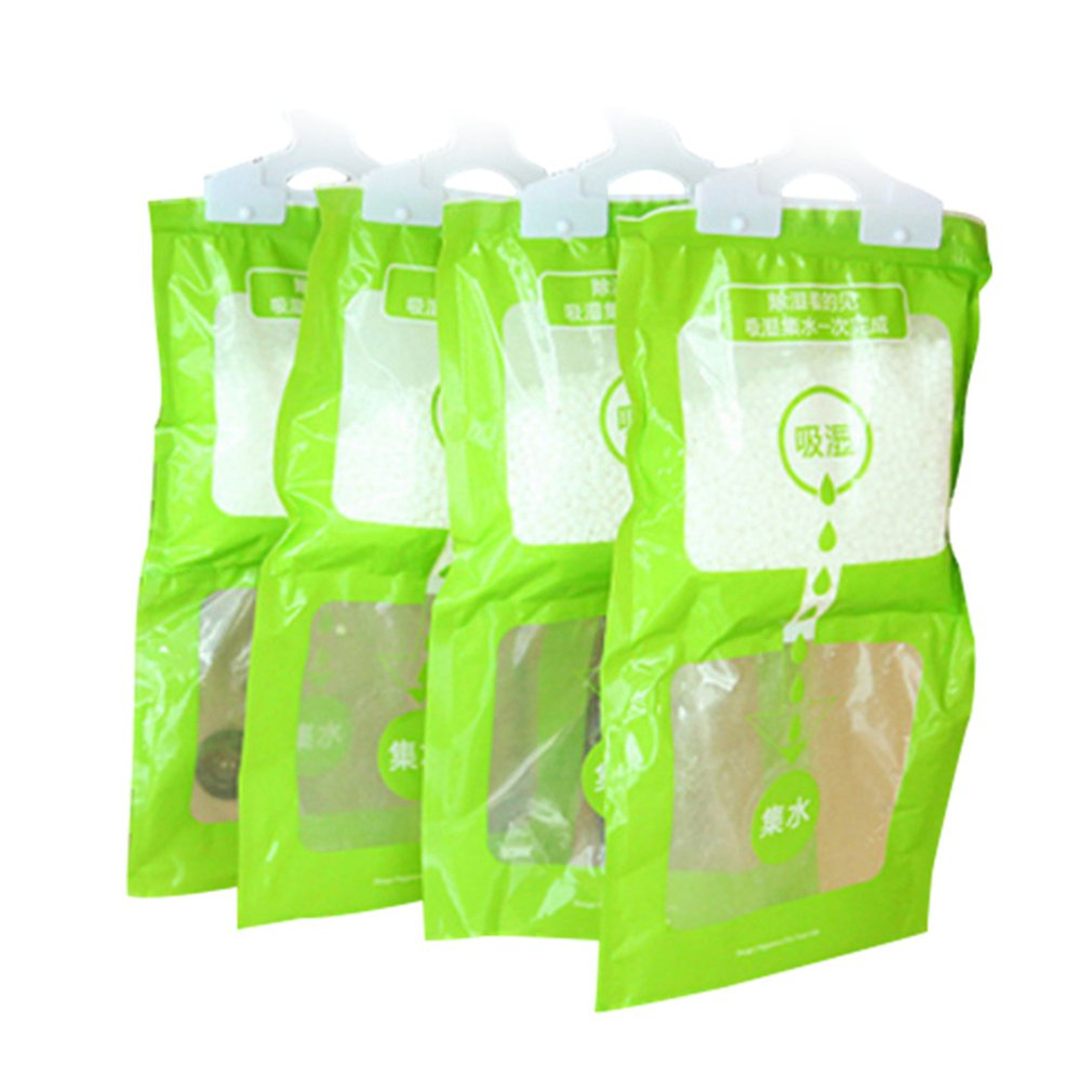 Hangable Moisture-proof Agent Wardrobe Mildew Dehumidifier Hygroscopic Absorbent Bag Indoor Moisture-proof Bag Desiccant