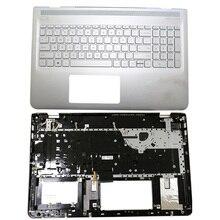 NEW Laptop Palmrest Backlit Keyboard For HP ENVY 15-AS 15T-AS 15-AS108TU 15-AS109TU 15-AS110TU 857799-001 6070B1018801 latumab 100% original t con board for sharp cpwbx runtk 5538tp za zb zz logic board