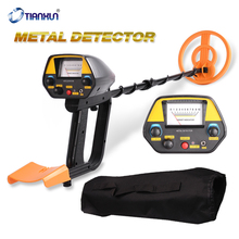 HOT SALE Underground Metal Detector Professional Gold Detectors MD4080 Treasure Hunter Detector Circuit Metales