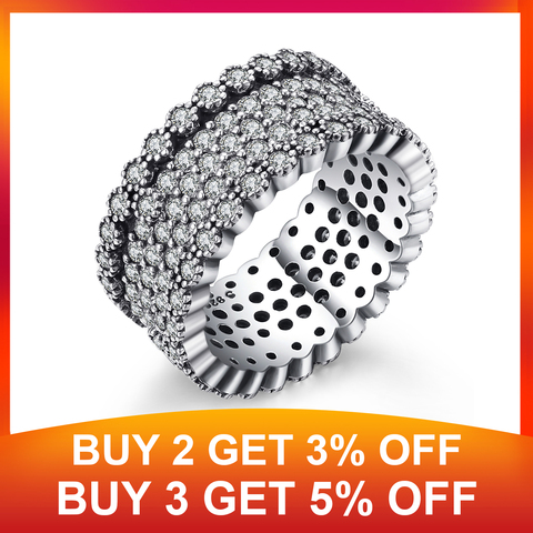 Jewelrypalace 925 Sterling Silver lavish Shimmering Cocktail Ring For Women New Hot Sale As The Best Gifts Lahore
