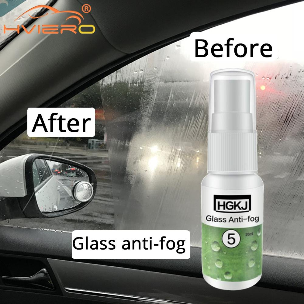 20ml/ 50ml Waterproof Rainproof Anti-fog Agent Glass Hydrophobic Nano Coating Spray For Car Windscreen Car Care New Applicable