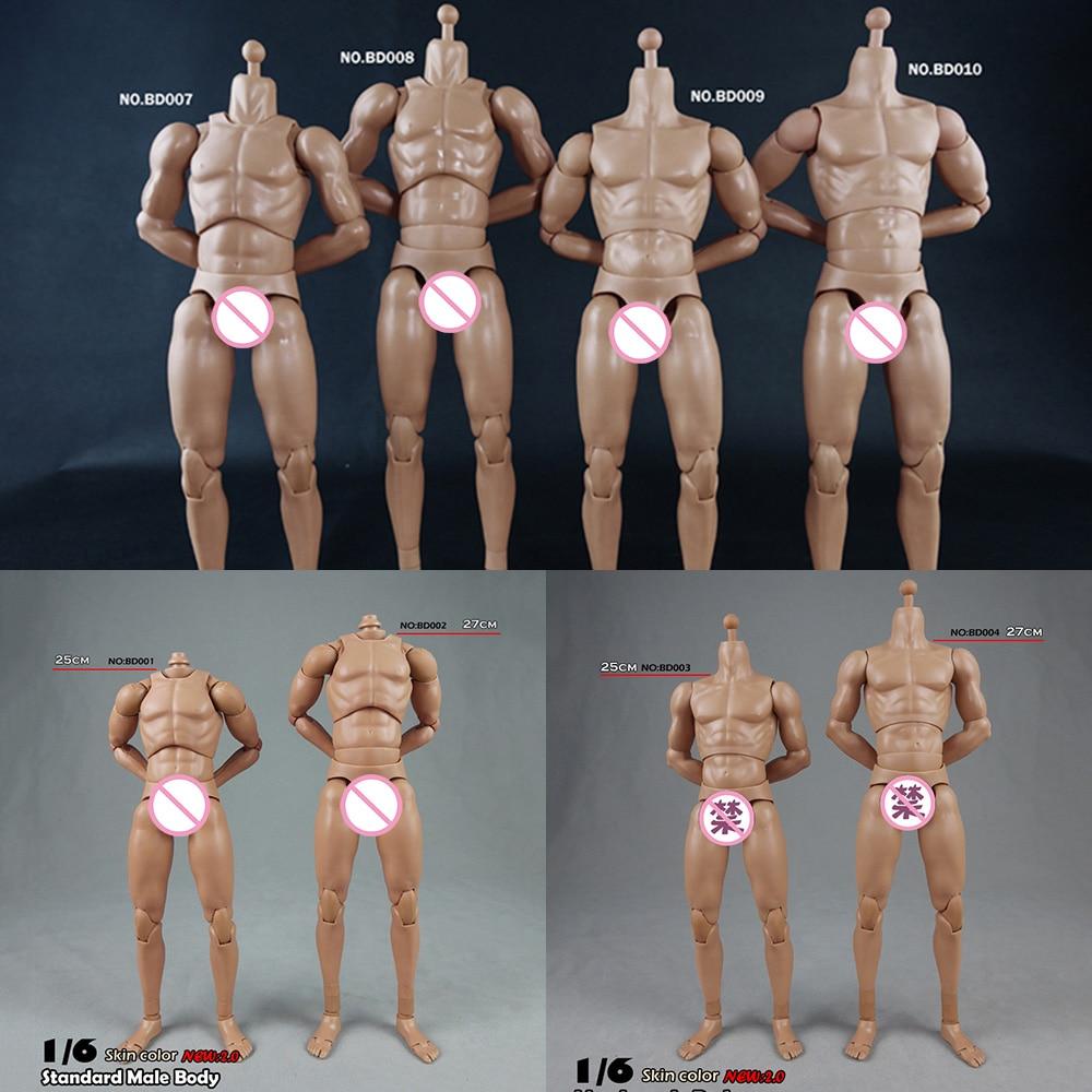 COOMODEL 1//6 BD002 Narrow Shoulders Standard 27cm Male Figure Body Toys 2.0 Doll