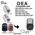 Деа GT2 GT4 Деа MIO TR2 TR4 433 МГц RF пульт Управление Деа ворота открывания Гаражных дверей 433,92 МГц гараж команда непрерывно изменяющийся код