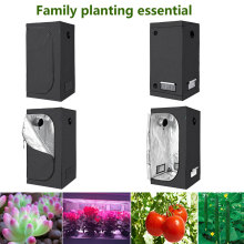 60x60x140cm Led Grow Light Indoor Hydroponics Grow Tent,Grow Room Box Plant Grow, Reflective Mylar Non Toxic Garden Greenhouses