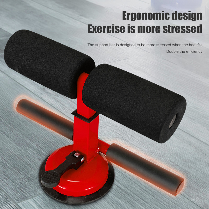 Gym Workout Abdominal Curl Exercise Sit-ups Push-ups Assistant Device Feminina Lose Weight Equipment Ab Rollers Home Fitness image