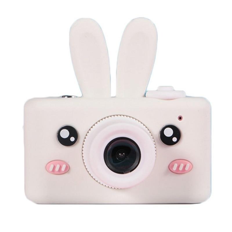 8.0Mp Kids Educational Cute Mini Digital Photo Camera Lcd Full View Photography Birthday Gift Cool Kids Camera For Children Ra