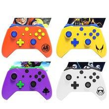 Матовый чехол RETROMAX для Microsoft Xbox one Slim, Сменный Чехол для беспроводного контроллера с кнопками в комплекте для X1 S Slim