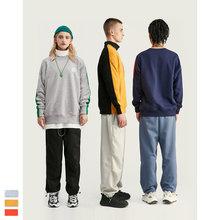 Cooo Coll 19FW men women sweatshirts Silicone loose Simple Round neck justin bieber streetwear harajku hip hop tops hoodies coat