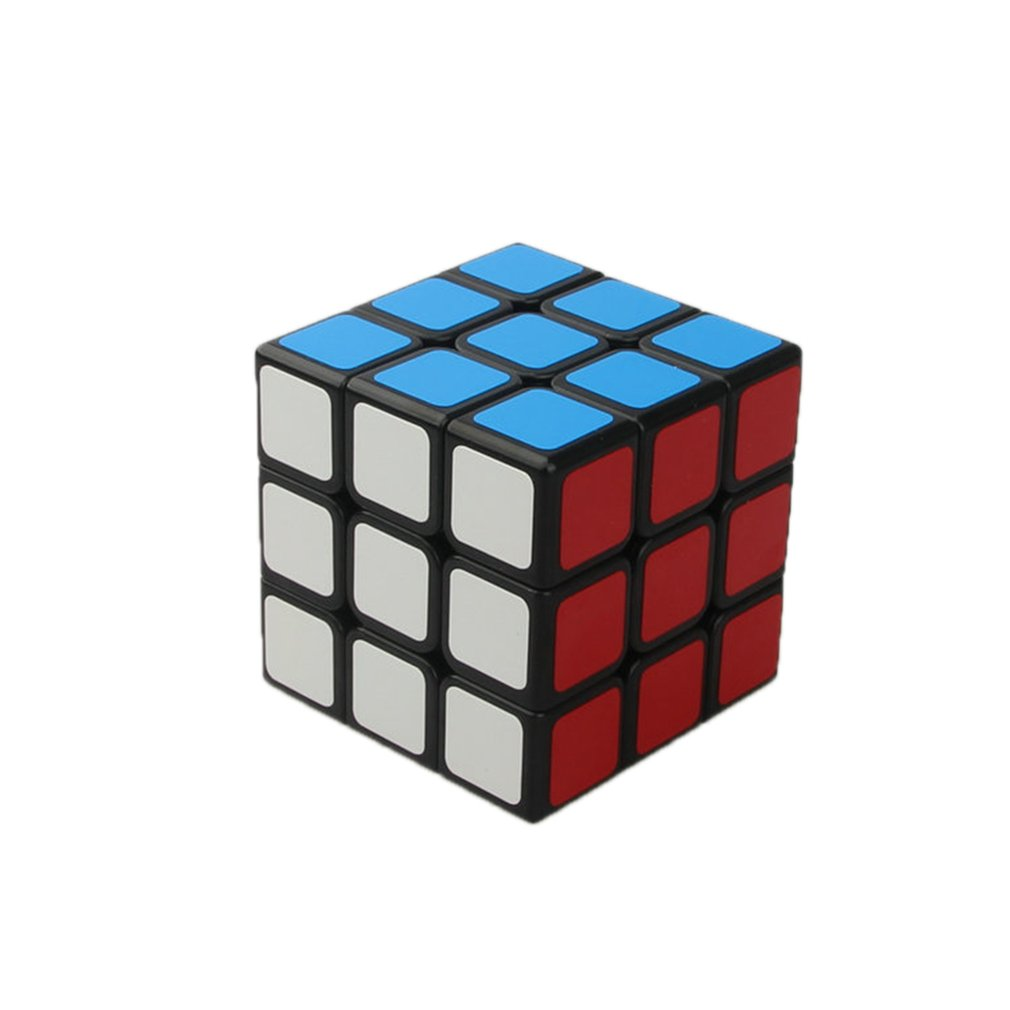 3x3x3 Magic Cubic Intelligent Toy Professional Cubo Sticker Smooth Speed Twist Puzzle Toys Gift For Children Funny Rubiking Game