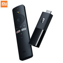 Xiaomi Mi TV Stick Globale Versione di Android TV 9.0 4-core 1080P HD Dual Decodifica 1GB di RAM 8GB Google Assistente Netflix Wifi 5(China)