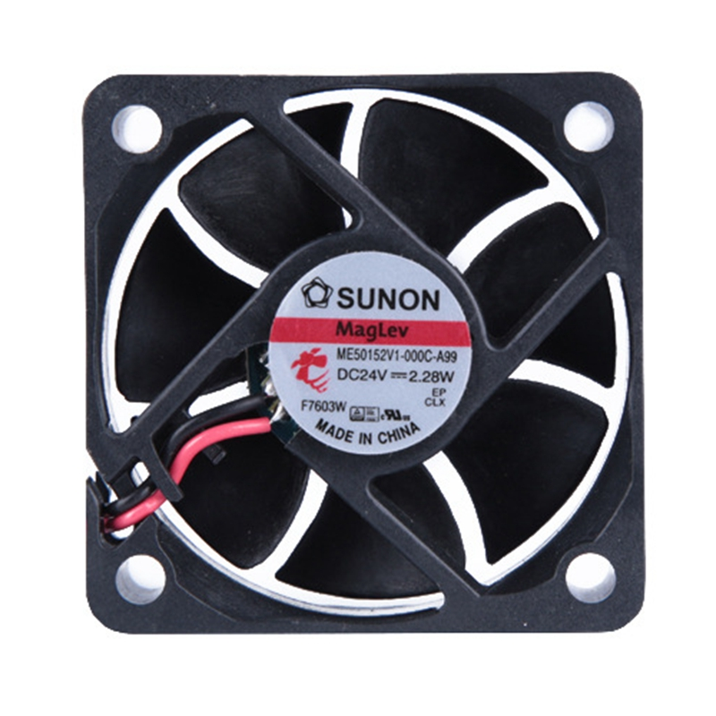 Brand New Original Sunon ME50152V1-000C-A99 5cm 5015 50mm Fan DC 24V 2.28W High-end Inverter Cooling Fan