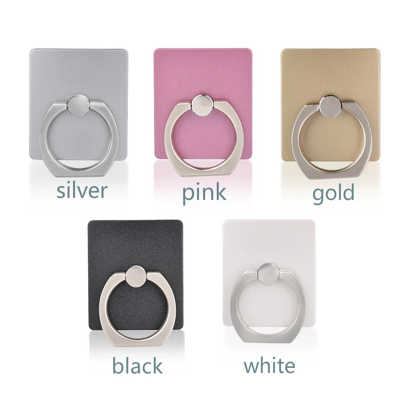 Finger Ring Mobile Phone Stand Holder Mobile Phone Ring Holder Ring Grip Support Telephone for IPhone Samsung Xiaomi Huawei LG