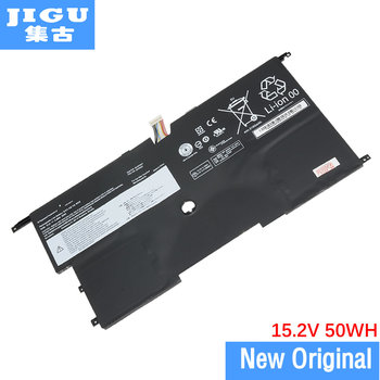 JIGU 15.2V 51WH ORIGNAL Laptop Battery 00HW002 00HW003 45N1070 45N1071 FOR LENOVOFor ThinkPad X1 Carbon 3448 Series win8 image